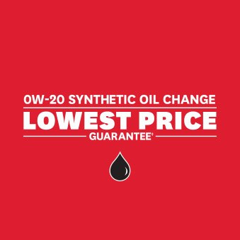 Synthetic Oil Change Lowest Price Guarantee