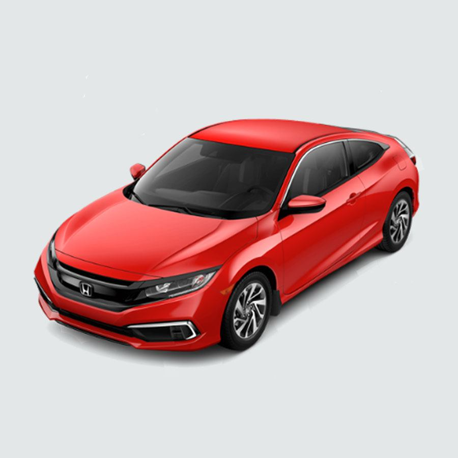 2019 Civic Coupe LX