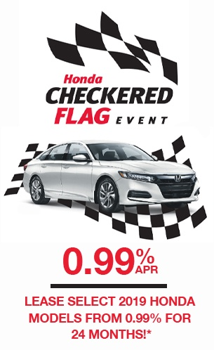 Formula Honda Checkered Flag Event